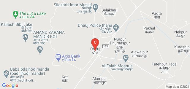 Dhauj Village, Faridabad, Haryana, India