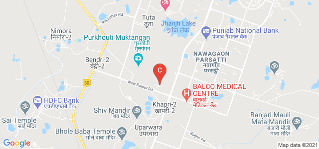 Dr. Shyama Prasad Mukherjee International Institute Of Information Technology Naya Raipur, Sector 24, Uparwara, Atal Nagar, Chhattisgarh, India