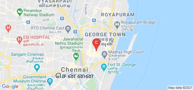 Sri Kanyaka Parameswari Arts and Science College for Women, George Town, Chennai, Tamil Nadu, India