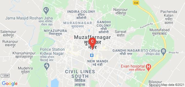 Deen Dayal (PG) College, Gher Khatti, New Mandi, Muzaffarnagar, Uttar Pradesh, India