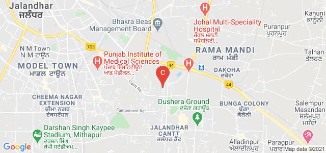 Banarsi Dass Arya Girls College, Jalandhar Cantt, Jalandhar, Punjab, India