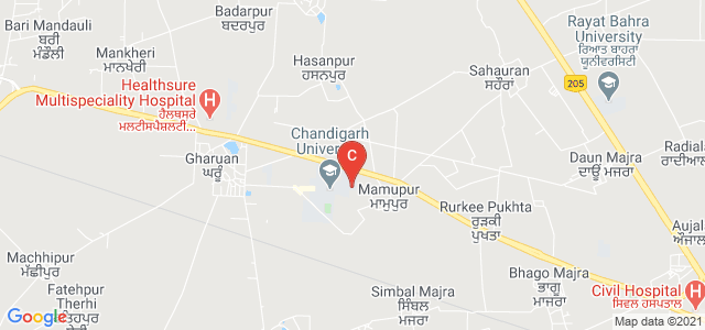 University Institute of Architecture, Mohali, Punjab, India