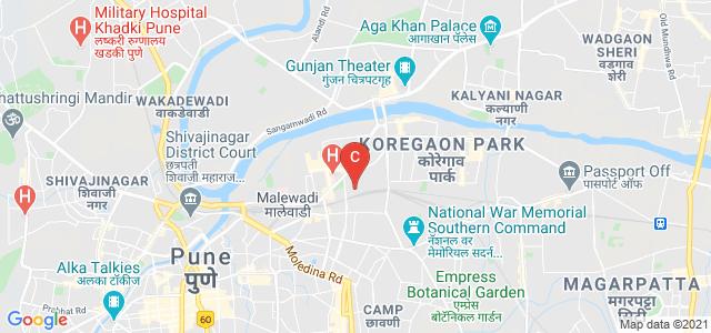 Ness Wadia College of Commerce, Bund Garden Rd, V.K. Jaog Path, Sangamvadi, Pune, Maharashtra, India
