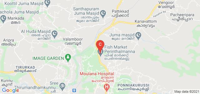 Al Jamia Arts and Science College, Perinthalmanna - Nilambur Road, Valambur, Kerala, India