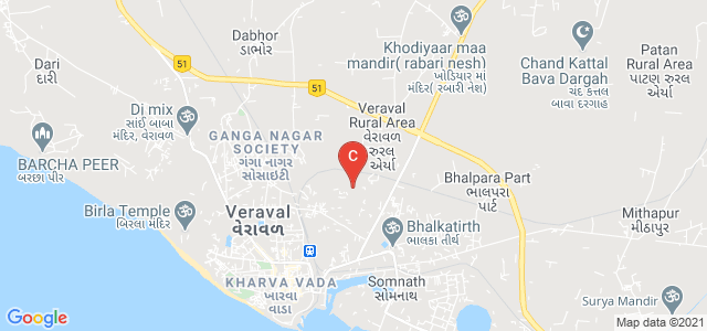 Mahila Arts & Commerce College-Veraval, Kirmani Nagar, Junagadh, Gujarat, India