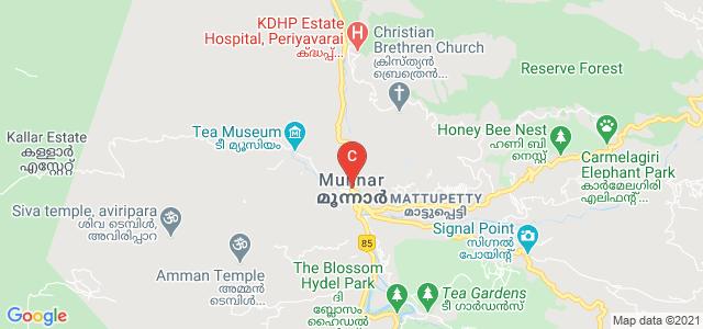MOUNT ROYAL COLLEGE, Nullatanni, Munnar, Kerala, India