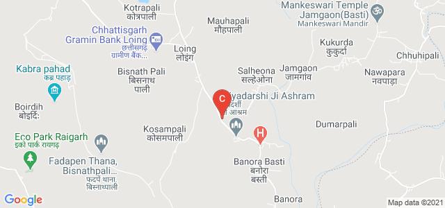 Batmul Aashram Salheona, Raigarh, Chhattisgarh, India
