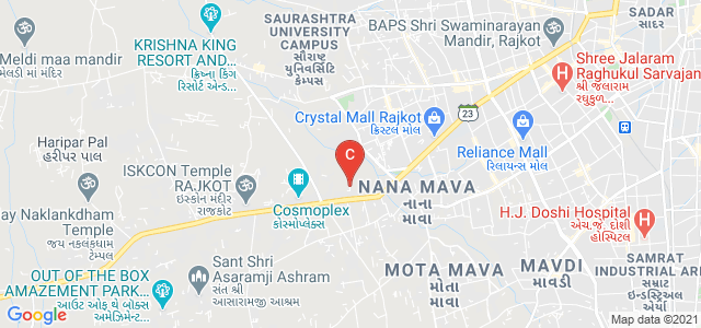 Grace College, Rajkot, Mota Mava, Rajkot, Gujarat, India
