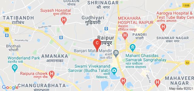 Maharaja Agrasen International College, Amapara, Raipur, Chhattisgarh, India