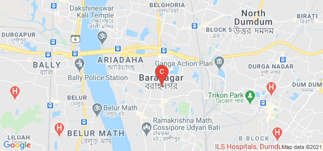 Indian Statistical Institute Hostel, Barrackpore Trunk Road, Joyshree, Kolkata, West Bengal, India