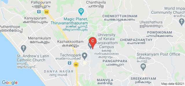 Department of Computer Science, University of Kerala, Karyavattom, Thiruvananthapuram, Kerala, India