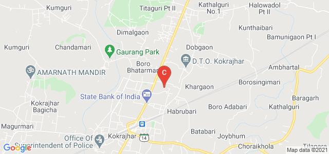 Commerce College kokrajhar, Boro Bhatarmari, Assam, India