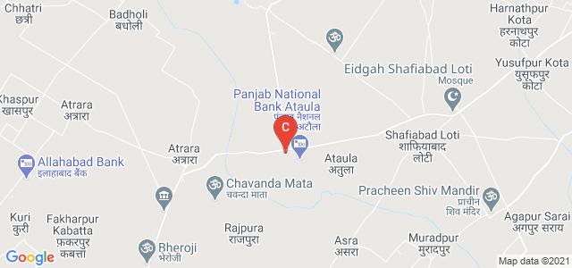Dharmendra Singh Memorial College, Mawana-Kithaur-Hapur Marg, Meerut, Uttar Pradesh, India