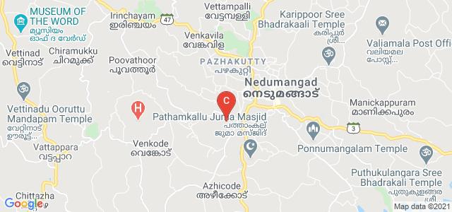 Government College, Nedumangad., Thiruvananthapuram, Kerala, India