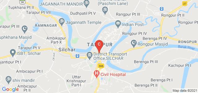 Cachar College, Tarapur, Silchar, Assam, India