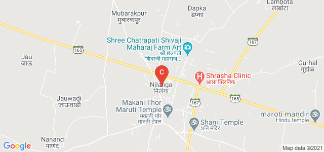 Maharashtra Mahavidyalaya, Jadhav Nagar, Nilanga, Maharashtra, India