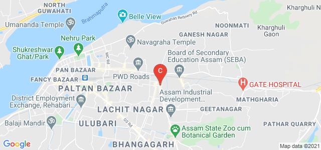 Gauhati Commerce College, Gcc Centre Of managment Studies, RG Baruah Road, Chandmari, Guwahati, Assam, India