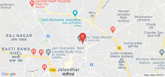 Doaba College, Jalandhar, Laxmi Pura, Jalandhar, Punjab, India