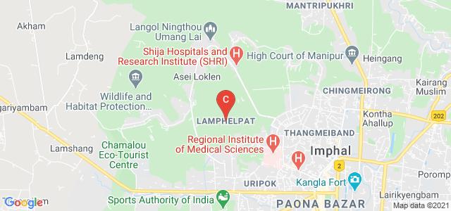 National Institute of Technology Manipur, Langol Road, Lamphelpat, Imphal, Manipur, India