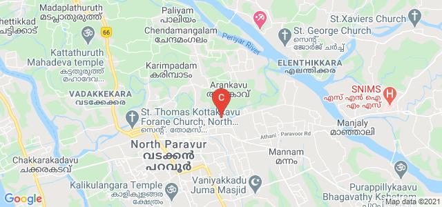 Mar Gregorios Abdul Jaleel Arts And Science College, Vedimara, North Paravur, Kerala, India