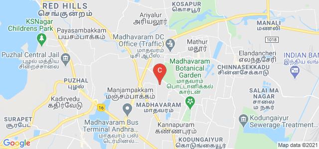 Jayagovind Harigopal Agarwal Agarsen College, 200 Feet Rd, Venugopal Nagar, Madhavaram, Chennai, Tamil Nadu, India
