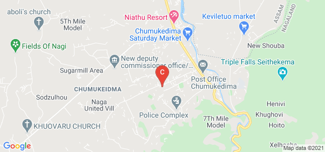 Mount Mary College, Ward 9, Chumukedima, Dimapur, Nagaland, India