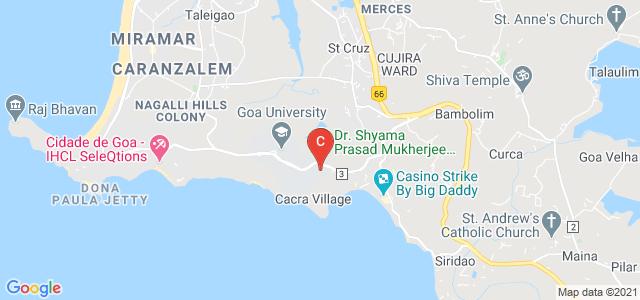 Goa University, Taleigao, Goa, India