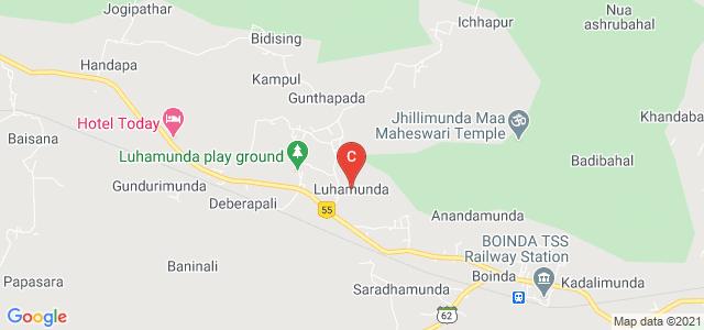 Janata College Boinda, Luhamunda, Odisha, India