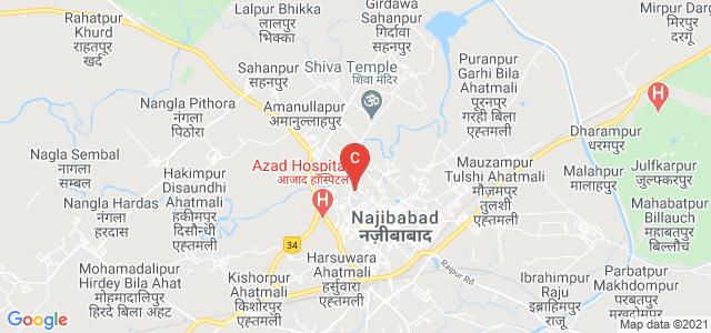 Rama Jain Kanya Mahavidyalaya, Najibabad, Santomalan, Bijnor, Uttar Pradesh, India