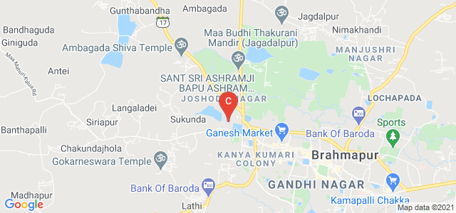 Binayak Acharya College Library, Haridakhandi, Brahmapur, Odisha, India