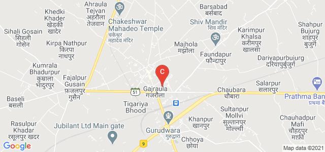 Ramabai Ambedkar Government Degree College Gajraula, Gajraula, Uttar Pradesh, India