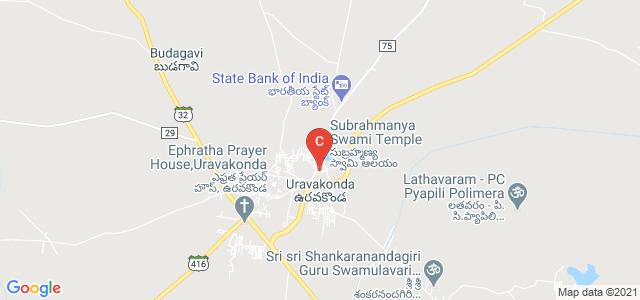 Uravakonda, Anantapur, Andhra Pradesh 515812, India