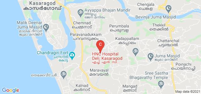 Jamia Sa-adiya Arabiyya, Chemnad, Kerala, India