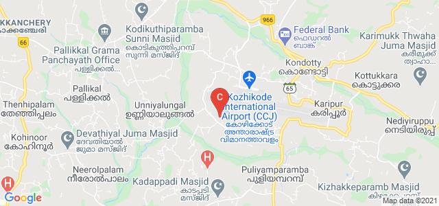 EMEA Training College, Padinharathara, Kondotty, Malappuram, Kerala, India