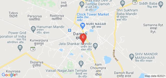 Govt.Kamla Nehru Mahila Mahavidyalaya, Madiya Pangarha, Damoh, Madhya Pradesh, India
