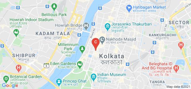 The Calcutta Anglo Gujarati College, Pollock Street, Chitpur, Barabazar Market, Kolkata, West Bengal, India