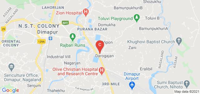 Eastern Christian College, Padum Pukhuri, 2 ½ Mile, Dimapur, Nagaland, India