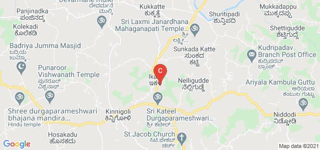 Pompei College Aikala, State Highway 67, Talipady, Karnataka, India