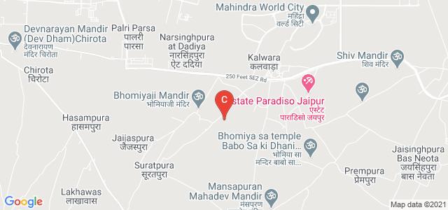 Maharani Girls College, Jaipur, Rajasthan, India