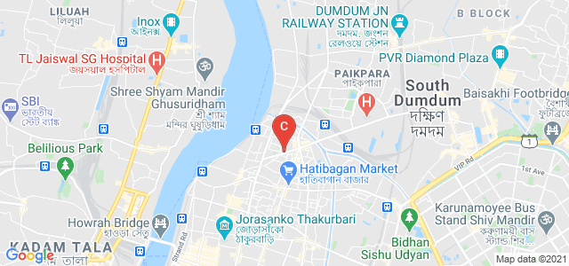 Maharaja Manindra Chandra College, Metro Station, Shyambazar, Bidhan Sarani, Kolkata, West Bengal, India
