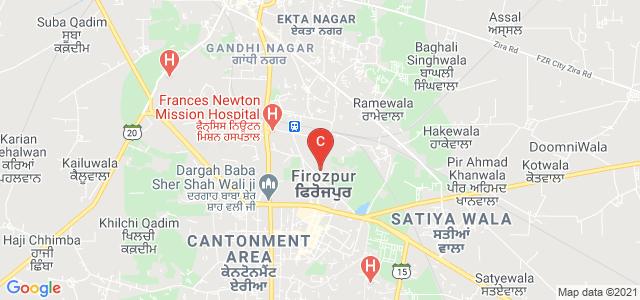 DAV College for Women, Cantonment Area, Ferozepur, Punjab, India