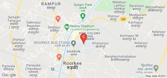 Indian Institute of Technology Roorkee, Roorkee, Uttarakhand, India