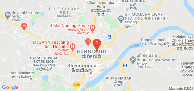 Acharya Tulsi National College of Commerce, Tank Mohalla, Shivamogga, Karnataka, India