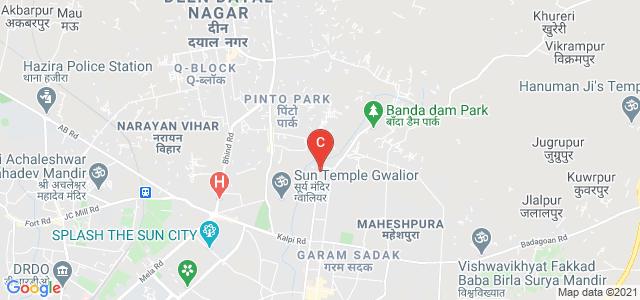 Govt. Shyamlal Pandviya College, Raghavpuram, Morar, Gwalior, Madhya Pradesh, India