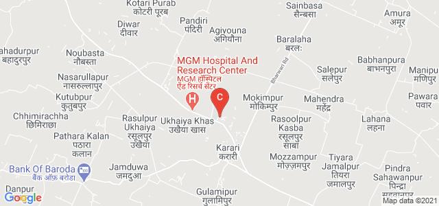 Dr. A. H. Rizvi Degree P.G College, Karari, Kaushambi, Uttar Pradesh, India