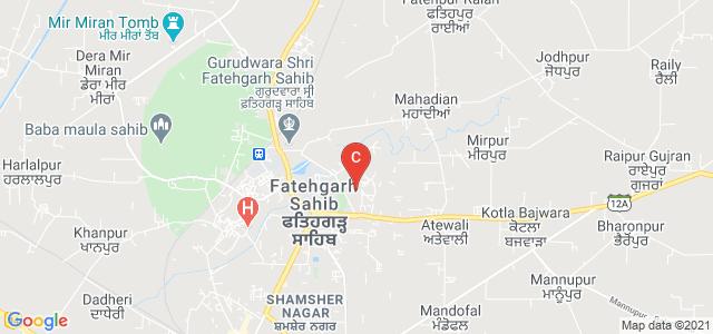 Sri Guru Granth Sahib World University, Fatehgarh Sahib, Punjab, India