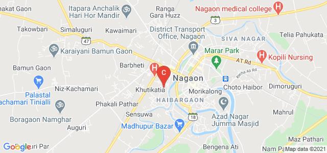 Anandaram Dhekial Phookan College, RRB Road, Haibargaon, Nagaon, Assam, India