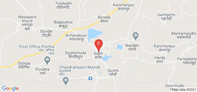 Raigarh Rd, Sakti, Chhattisgarh, India