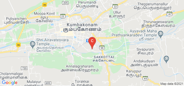 Idhaya College For Women, Srinivasa Nagar, Sakkottai, Kumbakonam, Tamil Nadu, India