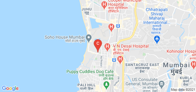 L.S. Raheja College Of Arts & Commerce, Corporation Bank, STY Relief Road, Santa Cruz, Shastri Nagar, Juhu, Mumbai, Maharashtra, India